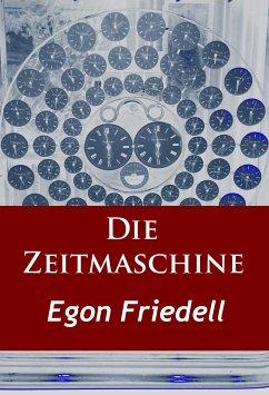 9783961503377 - Friedell, Egon: Die Zeitmaschine (eBook, ePUB) - Libro