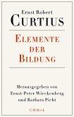 Elemente der Bildung (eBook, PDF)