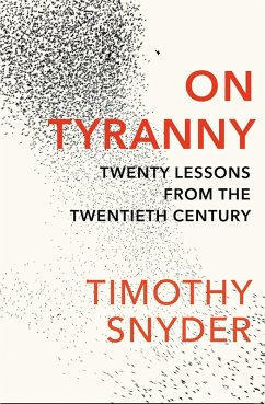 On Tyranny (eBook, ePUB) - Snyder, Timothy