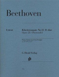 Klaviersonate Nr. 15 D-dur op. 28 (Pastorale) - Beethoven, Ludwig van