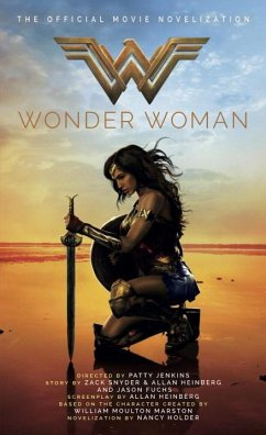 Wonder Woman: The Official Movie Novelization - Holder, Nancy
