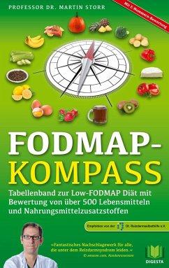 FODMAP-Kompass - Storr, Martin