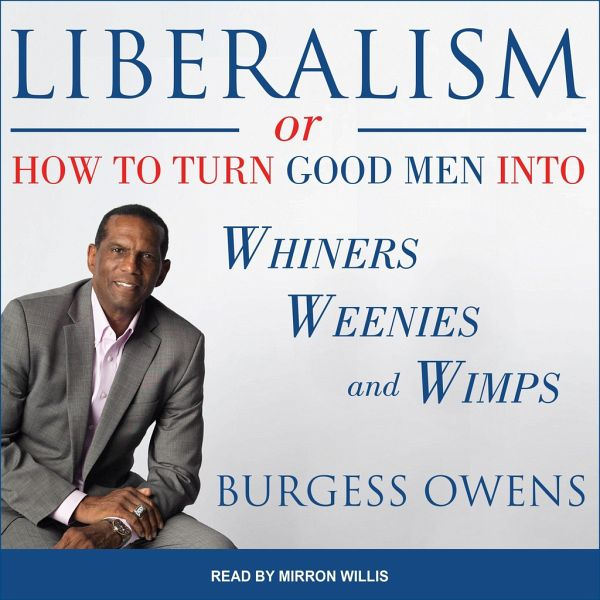 liberalism author burgess owens - 500×500