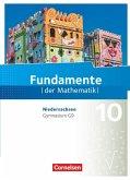 Fundamente der Mathematik 10. Schuljahr - Niedersachsen - Schülerbuch