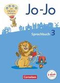 Jo-Jo Sprachbuch 3. Schuljahr - Allgemeine Ausgabe - Sprachbuch