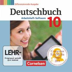 10. Schuljahr, Übungs-CD-ROM zum Arbeitsheft / ...