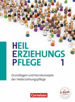Heilerziehungspflege Band 1 - Grundlagen und Ke...