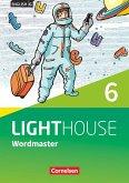 English G LIGHTHOUSE Band 6: 10. Schuljahr - Allgemeine Ausgabe - Wordmaster mit Lösungen