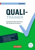 Abschlussprüfungstrainer Deutsch 9. Jahrgangsstufe - Bayern- Quali-Trainer