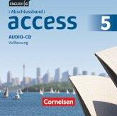 9. Schuljahr, Audio-CD Abschlussband / English G Access - Allgemeine Ausgabe .5