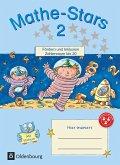 Mathe-Stars - Fördern und Inklusion 2. Schuljahr - Zahlenraum bis 20 - Übungsheft