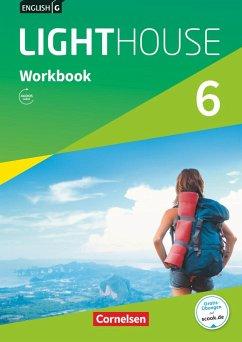 English G LIGHTHOUSE Band 6: 10. Schuljahr - Allgemeine Ausgabe - Workbook mit Audios online - Berwick, Gwen; Thorne, Sydney