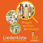1./2. Schuljahr, Liederkiste, 1 Audio-CD / fragen - suchen - entdecken, Ausgabe Baden-Württemberg und Südtirol ab 2017