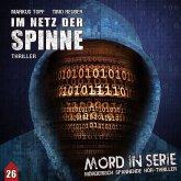 Mord in Serie - Im Netz der Spinne, 1 Audio-CD
