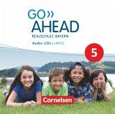 5. Jahrgangsstufe, Audio-CDs / Go Ahead - Neue Ausgabe für Realschulen in Bayern