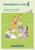 Umweltfreunde 4. Schuljahr - Sachsen-Anhalt - Arbeitsheft
