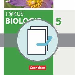 Fokus Biologie 5. Jahrgangsstufe - Gymnasium Bayern - Natur und Technik: Biologie/Naturwissenschaftliches Arbeiten