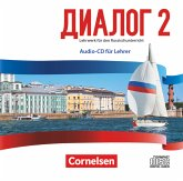 Audio-CD für Lehrer / Dialog - Neue Generation Bd.2