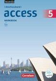 English G Access Abschlussband 5: 9. Schuljahr - Allgemeine Ausgabe - Workbook mit Audios online