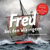 Fred bei den Wikingern, 2 Audio-CDs