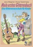 Mein erstes Gitarrenbuch., m. 1 Audio-CD