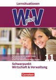 W plus V - FOS Hessen / FOS und HBFS Rheinland-Pfalz Pflichtbereich 11 - Wirtschaft und Verwaltung