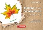 Biologie für die Forscherkiste Klassen 5-10. 36 Lernkarten