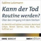 Kann der Tod Routine werden? (MP3-Download)