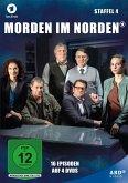 Morden im Norden - Staffel 4 DVD-Box