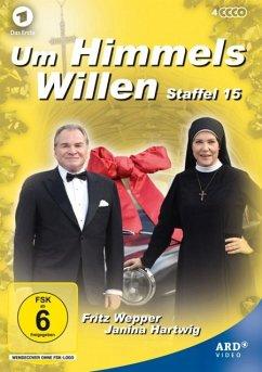 Um Himmels Willen - Staffel 15 DVD-Box