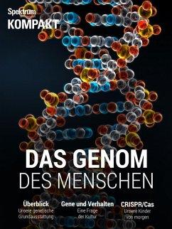 Spektrum Kompakt: Das Genom des Menschen (eBook, PDF)