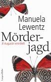 Mörderjagd (eBook, ePUB)