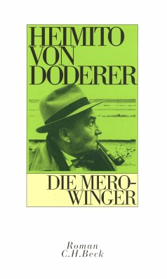 Die Merowinger (eBook, ePUB) - Doderer, Heimito von