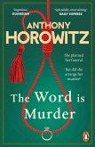 The Word Is Murder (eBook, ePUB)