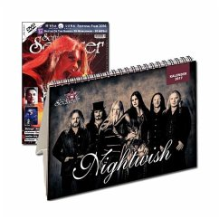 Sonic Seducer 12-2016/01-2017 Limited Nightwish...
