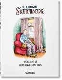 Robert Crumb. Sketchbook. Vol. 2: 1968-1975