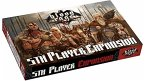 Blood Rage - 5th Player Expansion, 5te Spieler Erweiterung, deutsche Version