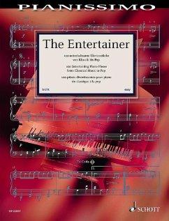 The Entertainer, Klavierstücke von Klassik bis Pop
