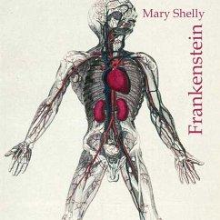 Frankenstein, MP3-CD - Shelley, Mary Wollstonecraft
