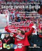 Leipzig zurück in Europa