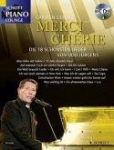 Merci Chérie, Klavier, m. Audio-CD