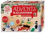 Alles Könner Kiste Bastel-Adventskalender
