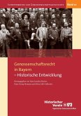 Genossenschaftsrecht in Bayern (eBook, ePUB)