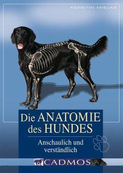 Die Anatomie des Hundes (eBook, ePUB) - Mielke, Kerstin