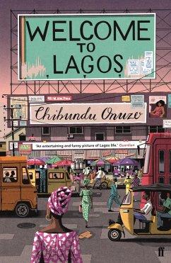 Welcome to Lagos (eBook, ePUB) - Onuzo, Chibundu