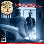 Detektei Bates 04 - Schwere Jungs auf schiefer Bahn (MP3-Download)