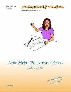 Schriftliche Rechenverfahren (eBook, PDF)