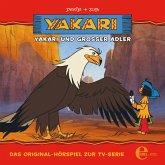 Folge 1: Yakari und Großer Adler (Das Original-Hörspiel zur TV-Serie) (MP3-Download)