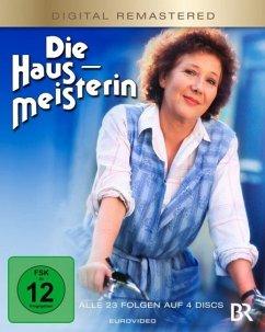 Die Hausmeisterin (23 Folgen) Digital Remastered - Veronika Fitz/Helmut Fischer