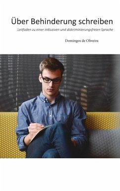 Über Behinderung schreiben (eBook, ePUB)